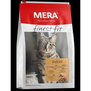 PROMO☆ MERA INDOOR CAT FOOD 4KG with FREE HOME DELIVERY.