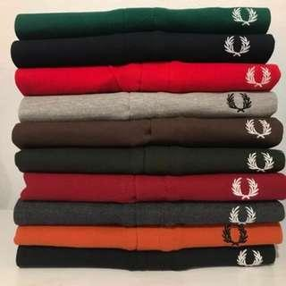 Fred Perry Collar Tshirt