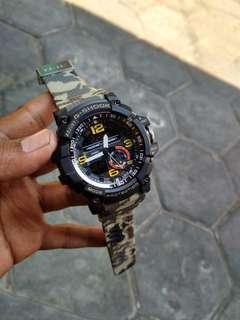jam tangan digital pria  6650012824