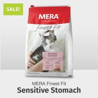 PROMO☆ MERA SENSITIVE STOMACH CARE 4KG with FREE HOME DELIVERY.