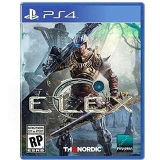 PS4 ELEX (R2 EUR)