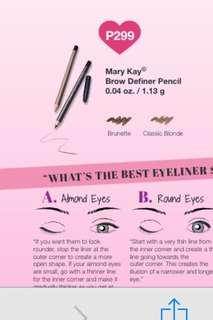Mary Kay brow liner
