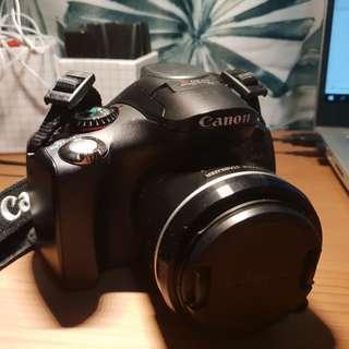 Canon PowerShot SX30 IS (Black)