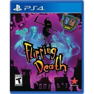 PS4 FLIPPING DEATH (R2 EUR)