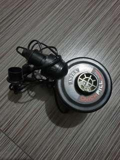 Last Day Sale! Intex Quick Fill Electric Pump