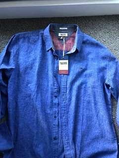 Tommy Hilfiger Linen Shirt