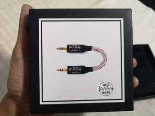 ALO audio Reference 8 Mini to Mini Cable