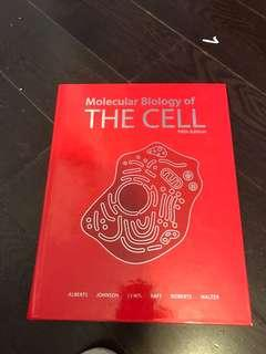 Molecular Biology of the Cell (5th Ed)