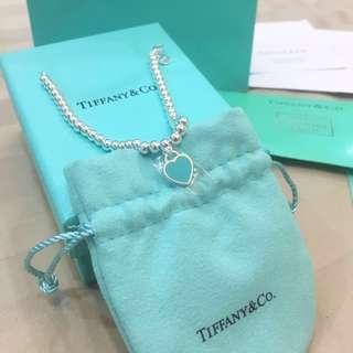 Selling Fast- Tiffany & Co Bead Bracelet