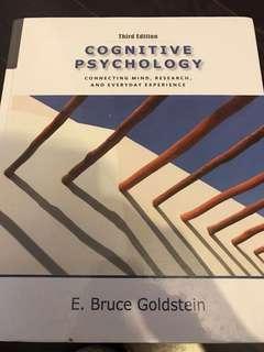 Cognitive Psychology (3rd Ed)
