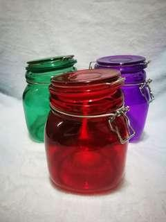 Glass Container Jar