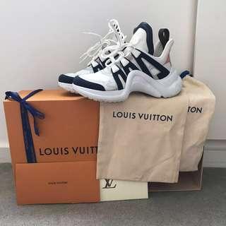 Eu38.5 Louis Vuitton Archlight Sneaker Authentic