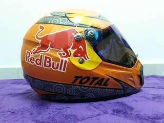 Helmet KTM full face