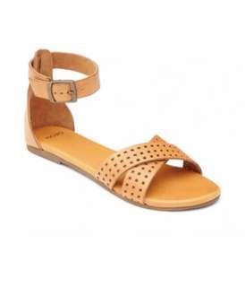 NOVO Tan Sandals