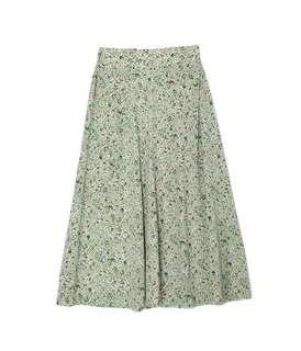 Floral Culottes