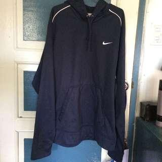 AUTHENTIC NIKE Navy Blue Men's Hoodie