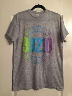 Beverly Hills 90210 shirt one size