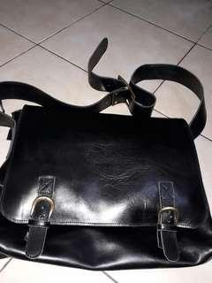 Cow Leather Bag Ori