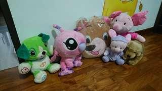 Assorted Plush Toy