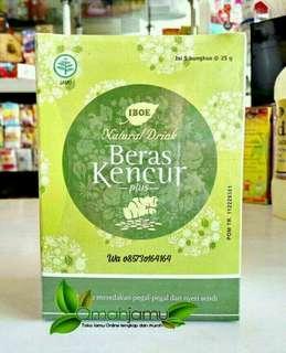 Jamu Bubuk Instan Herbal Kesehatan Murah