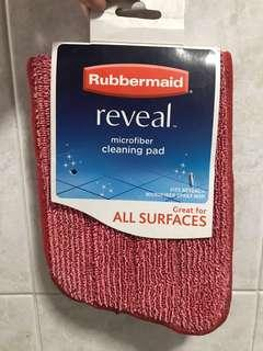 Rubbermaid reveal microfibre Cleaning Pad