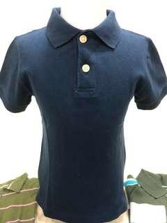 Size 4:  Children's Place Navy Blue Polo