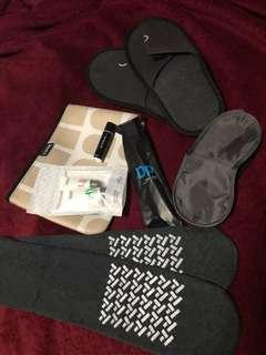 Travel Kit from Etihad Airways