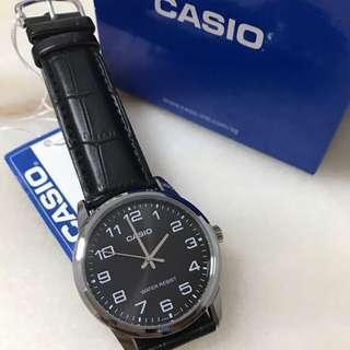 Casio Black Classic Watch! BNIB!! Instocks!! SALES!!