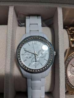 White Woman's Watch