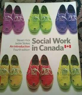 Social Work in Canada (4th Edition)