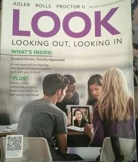 Look Looking in, looking out textbook (Second Edition)