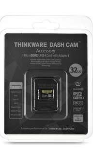 Original Thinkware microSD Card - 32gb