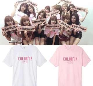 [PO] IZ*ONE - COLOUR*IZ shirt