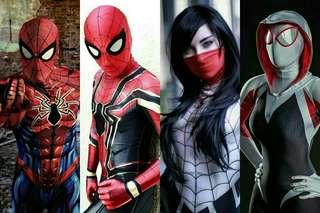 Spiderman Suits / Costumes