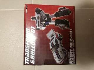Transform & rollout Meister Jazz Agent