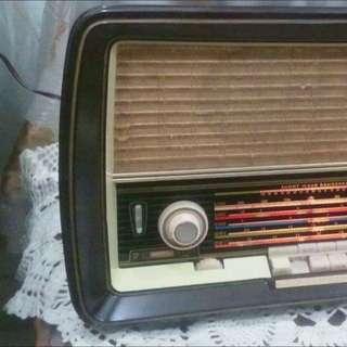 Antiques Tube Radio Blaupunkt
