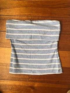 KOOKAI Striped Bandeau - Size 1