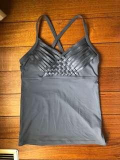 Lorna Jane Yoga Top - M