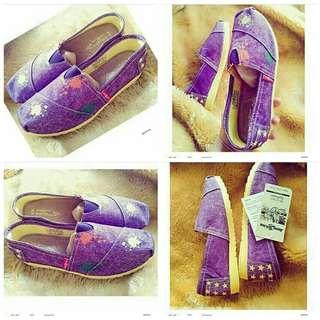 Sepatu impor 50rv