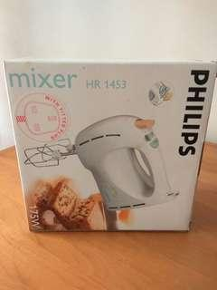 Philips mixer 175W Model HR1453