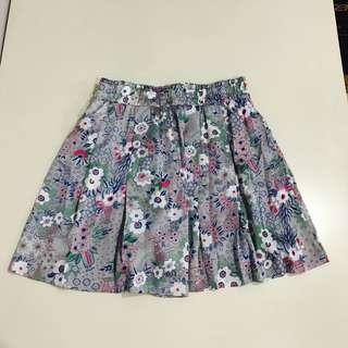 🚚 Floral Shorts / Skirt / Skort