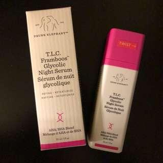 Drunk Elephant Framboos Glycolic Night Serum