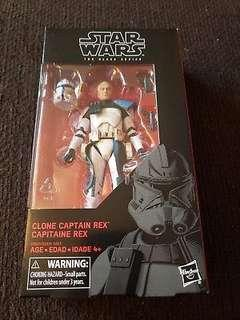 Star Wars The Black Series Capt Rex