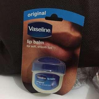 Vaseline Lip Balm Theraphy Mini #bersihbersih