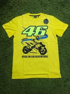 Official Fan Club Valentino Rossi VR46 T Shirt