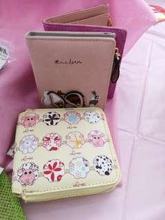 Girl's wallet