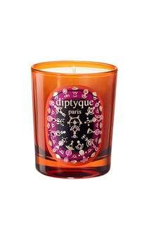 RM349 Diptyque Orange Chai Bougie Parfumee Limited Edition Scented Candle