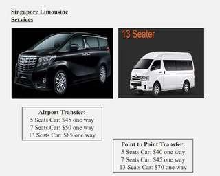 One Way transfer