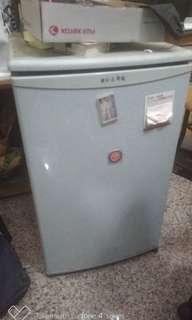 🚚 東元小鮮綠單門冰箱