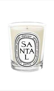 RM299 Diptyque Paris Santal Scented Candle Made in France